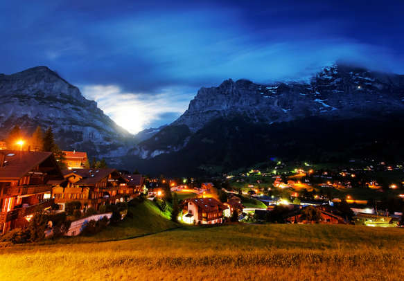 This Europe honeymoon package offers the best of Switzerland