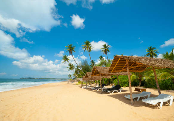 Spend a fun-filled day at the Bentota beach