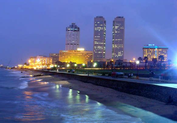 Enjoy spectacular views of the Sri Lanka skyline on your Sri Lanka holiday