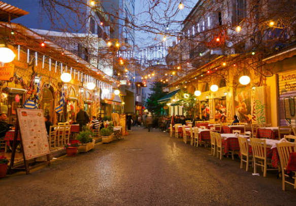 Explore the charming city of Athens