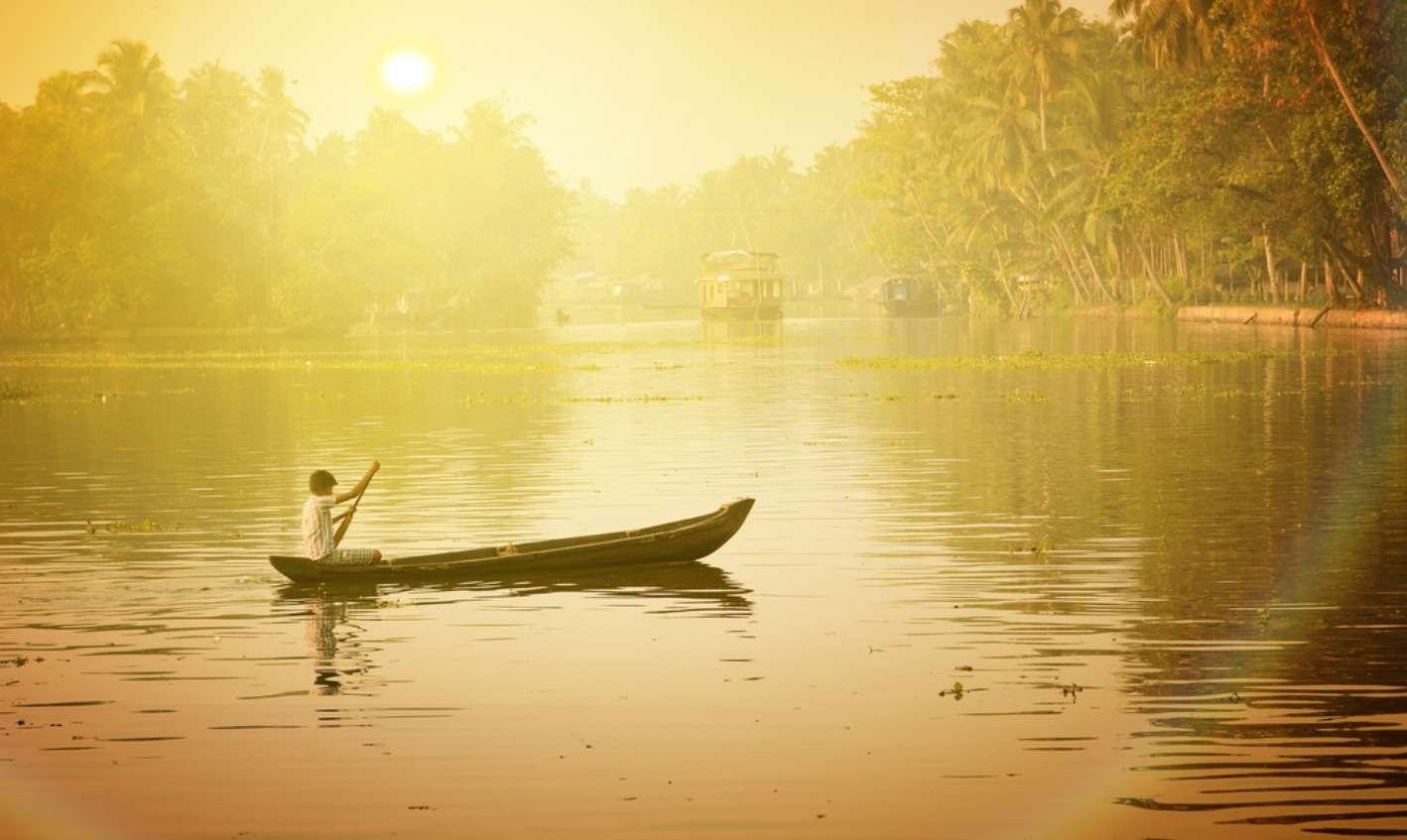 Enchanting Kerala Honeymoon Package