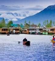 Exotic Kashmir Honeymoon Package