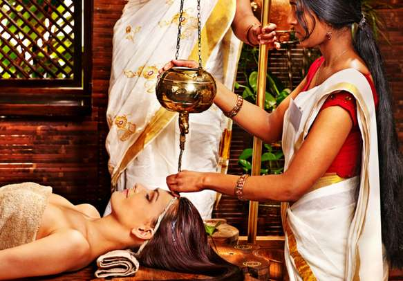 Have a relaxing time at a Kerala spa