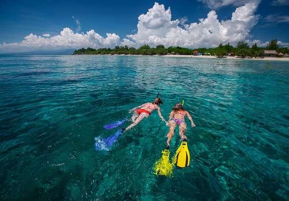 4 Nights 5 Days Adventurous Bali Honeymoon Package
