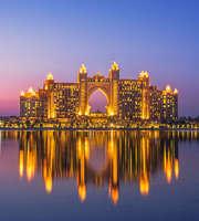 Sensuous Dubai Honeymoon With Palm Atlantis Stay