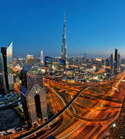 Super Saver Dubai Vacation: Desert Safari & Burj Khalifa