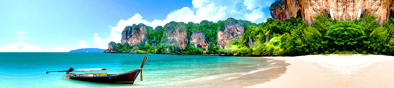 Get set for some fun moments on the beaches of Thailand