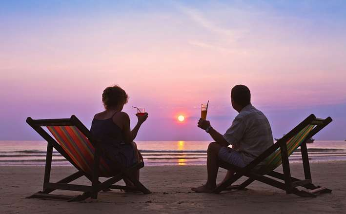 5 Days Honeymoon Package For Maldives