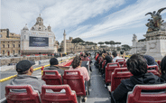 The best way to travel the city on this Europe tour