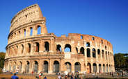 Enjoy the beauty of the Colosseum on this trip to Europe
