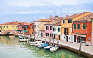 Enjoy the tranquility of Murano