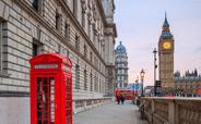 Enjoy the beautiful city of London