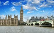 Bid farewell to London
