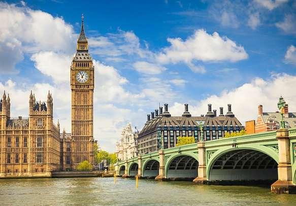 Enjoy the beauty of London