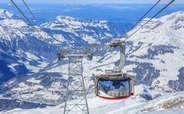 Watch the splendor of Mt. Titlis on your trip to Switzerland