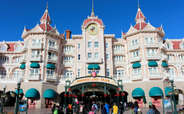 Bring out the child in you as you visit the Disneyland