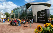 Glance at the marvels inside Van Gogh Museum