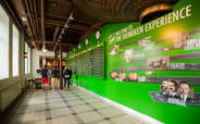 Visit the Heineken Brewery and get an insight to its productions
