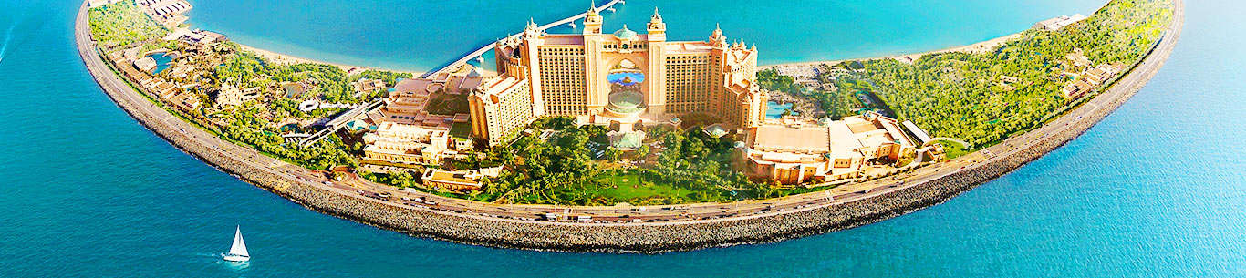 Get set for grand Dubai honeymoon packages