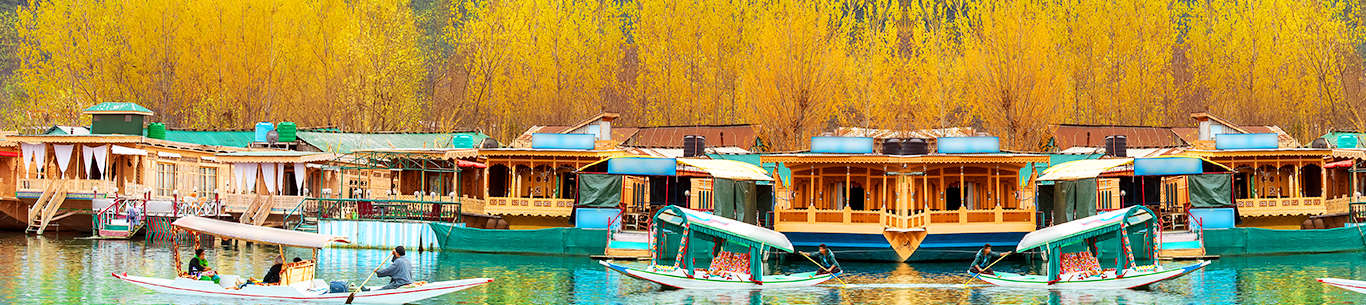 Let the beautiful landscapes of Kashmir leave you mesmerized