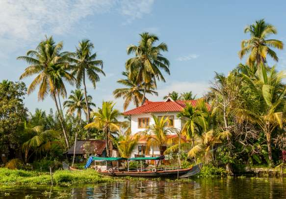 The beautiful villages of God's own country