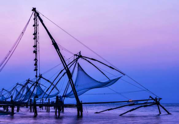 Enjoy a fishing expedition in God's own country