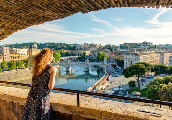 Enjoy a day in Rome