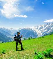 Jammu Kashmir Family Package