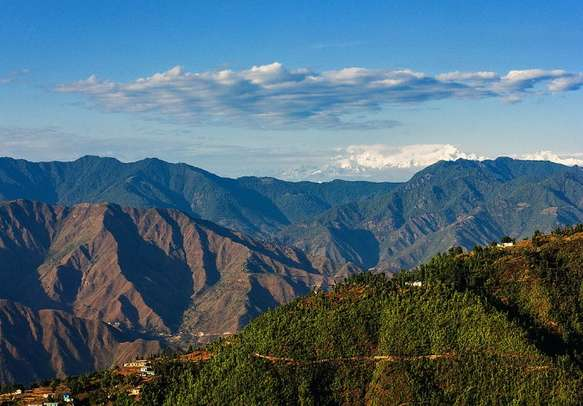 Let the beauty of Mussoorie enchant you