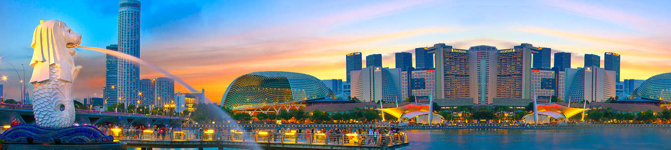 Enjoy some blissful romantic moments in Singapore