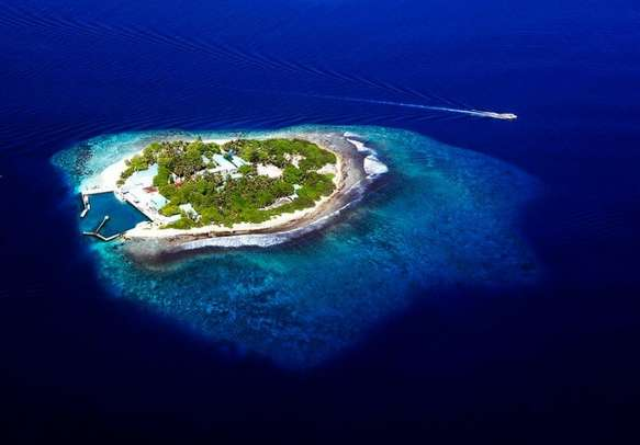 Witness the natural beauty of Maldives
