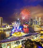 Magnificent Singapore And Malaysia Honeymoon Package