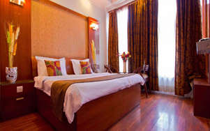 Hotel Jamal Resort