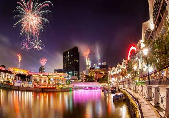Enjoy a wonderful trip to Singapore with your loved ones