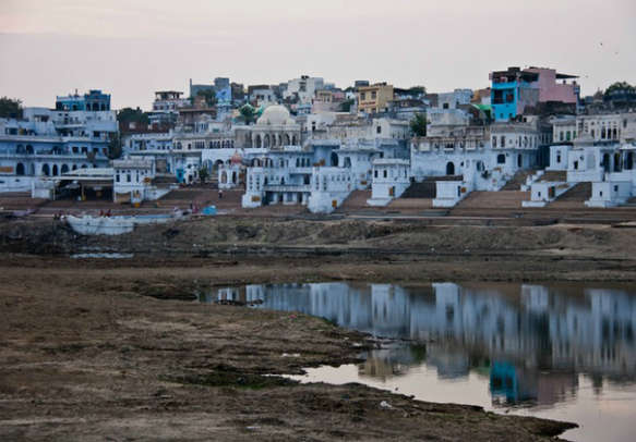 Pushkar beckons you while you are in Rajasthan