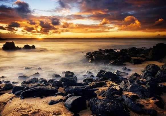Phillip Island in Australia has some of the most breathtaking scenery