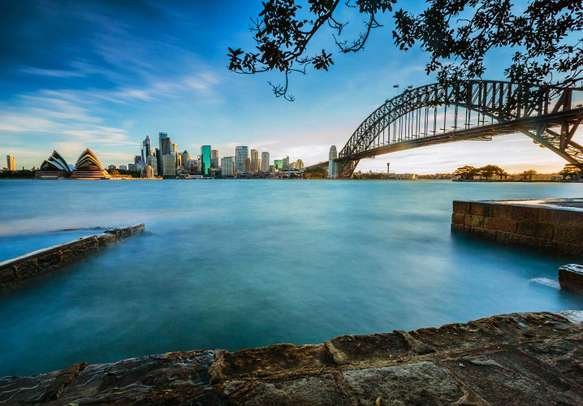 Visit the Opera House in Sydney on this holiday in Australia