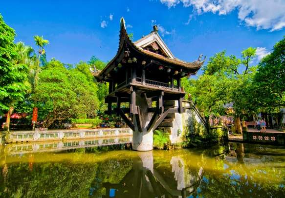 Marvel at the architectural excellence in Vietnam