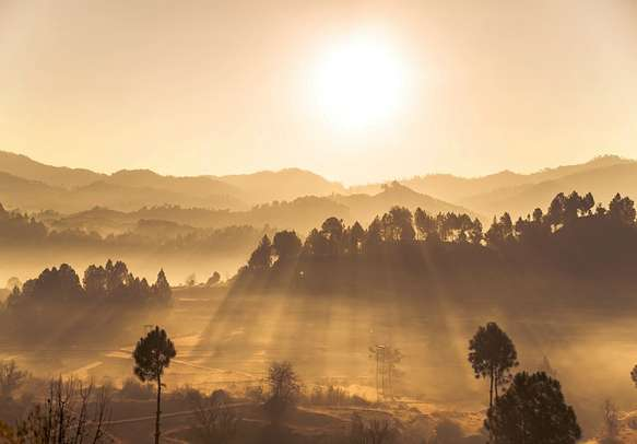 Ranikhet is a welcoming place for tourists