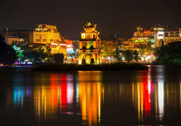 Enjoy the delightful sight of the Ho Chi Minh city