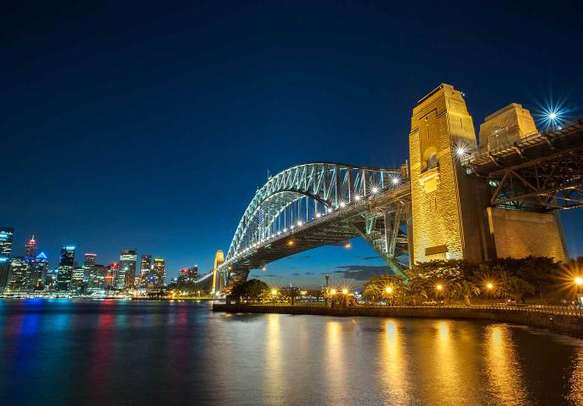 See and be spellbound by the Sydney Harbour Bridge in all its glory