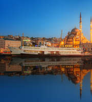 Captivating Istanbul Tour Package From Bangalore