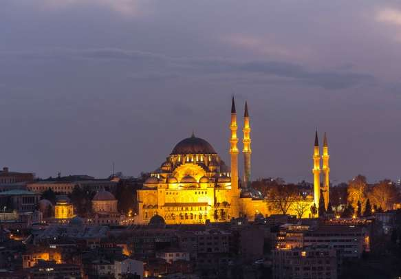 Charisma of Sulemaniye Mosque will make you spell bound
