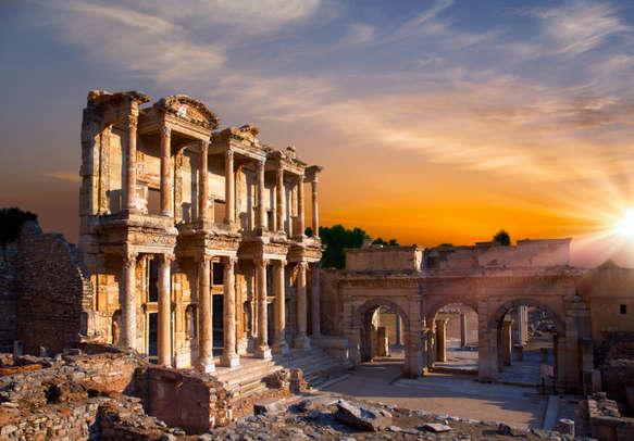 Gleaming Ephesus