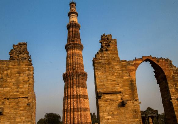 Another heritage site in Delhi