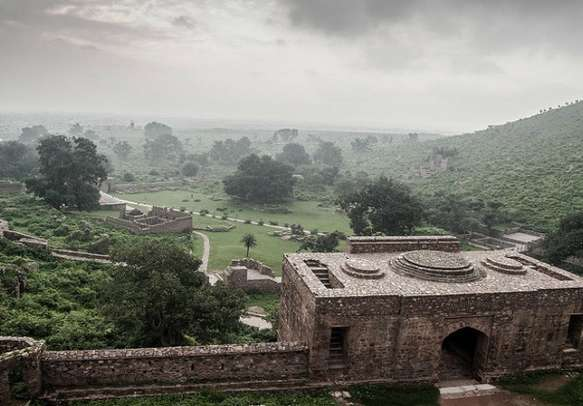 A tryst with the haunted awaits you at Bhangarh