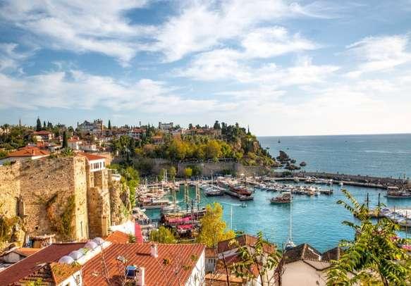 Explore the modern and beautiful Antalya