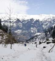 Splendid Shimla Kullu Manali Honeymoon Package From Mumbai by Air