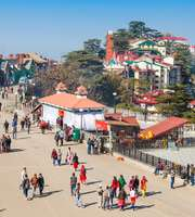 Magnificent Shimla Kullu Manali Honeymoon Package From Bangalore