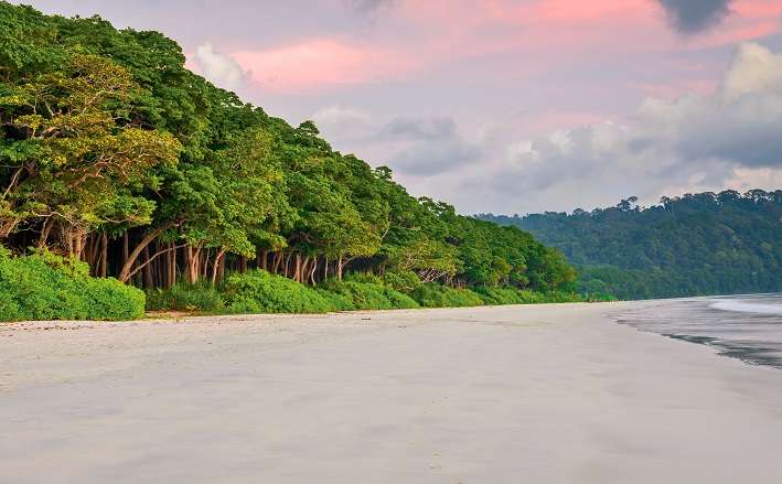 Andaman Luxury Tour Package For 5 Nights 6 Days